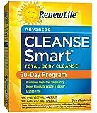 CleanseSmart Advanced Cleanse 2-Part Formula 120 Capsules