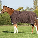 Product review for Horseware Amigo Bravo T/O Blanket 250g 75 Brown