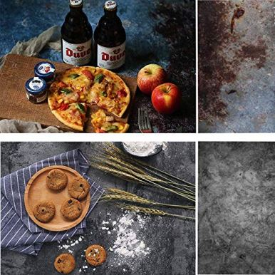 Selens-22x35-Inch-56x88cm-2-in-1-Food-Backdrop-Background-Double-Sided-Marble-Photography-Background-Tabletop-Backdrop-for-Food-Jewelry-Cosmetics-Makeup-Small-Product-Photo-Photography-Prop-3pack