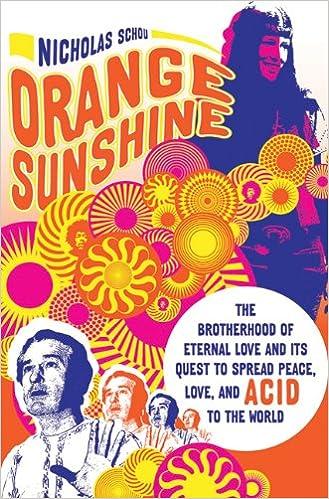 Resultado de imagen para orange sunshine nick schou