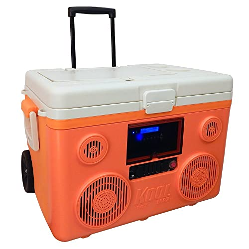 TUNES2GO CA-E065O KoolMAX Bluetooth Speaker
