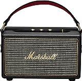 Marshall Kilburn Portable Wireless Bluetooth Speaker - Black (Renewed)