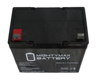 Mighty Max Battery 12V 55Ah