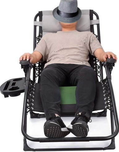 Indoor zero gravity chair - Outsunny