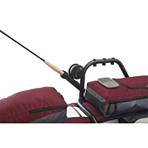 Classic Accessories Oswego Inflatable boat rod holders