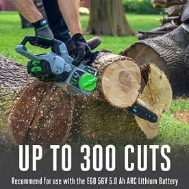 EGO-Power-CS1800-18-Inch-56-Volt-Cordless-Chain-Saw-Battery-and-Charger-Not-Included