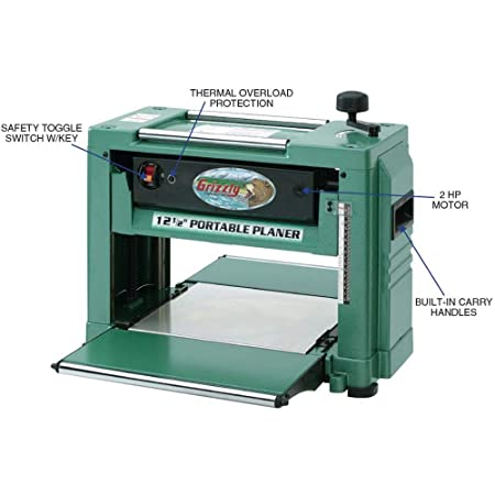 grizzly-g0505-benchtop-planer-reviews