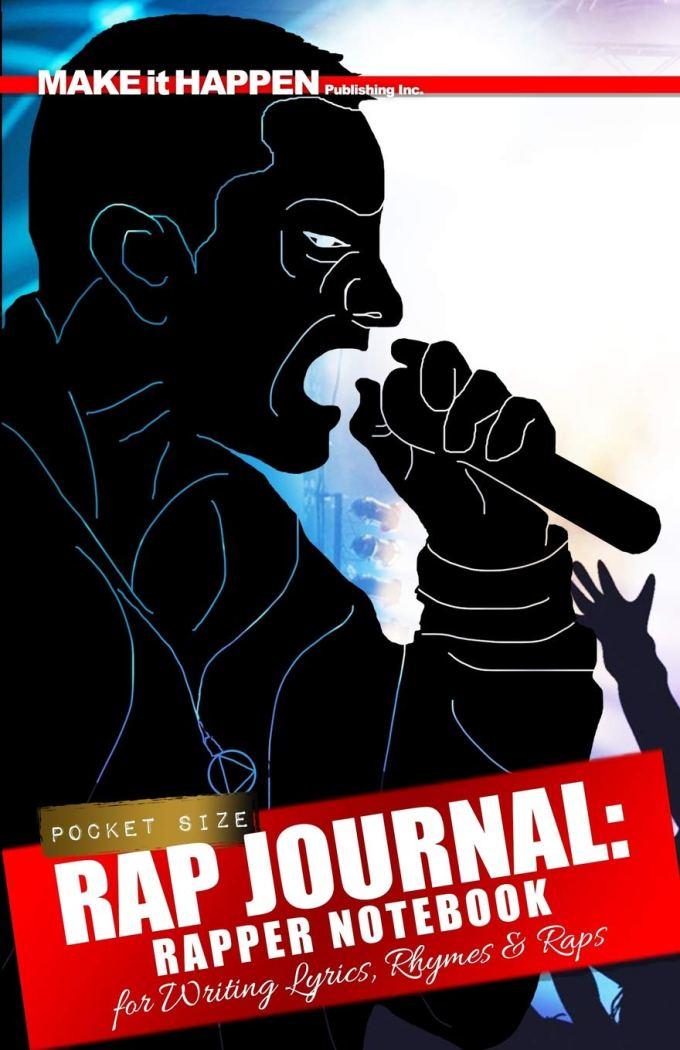 Amazon.com: Rap Journal: Rapper Notebook for Writing Lyrics ...