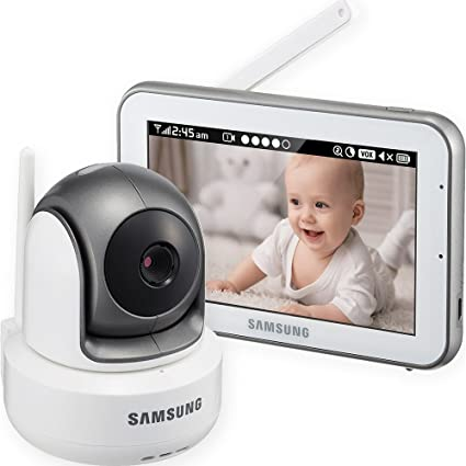 Samsung SEW-3043W BrightVIEW HD Baby Video Monitoring System