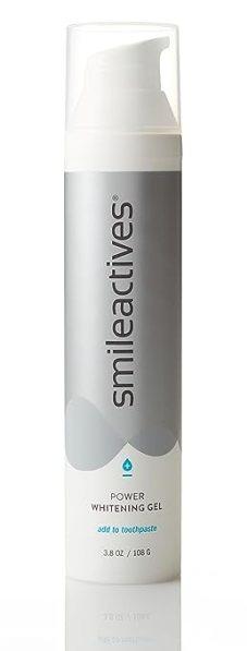 smileactives whitening gel review