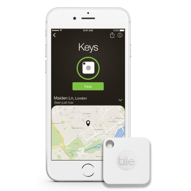 Tile-Mate Phone Finder gadget review sites