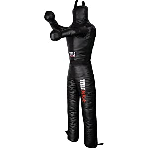 Best Grappling Dummies -  Title MMA Legged Grappling Dummy/Heavy Bag