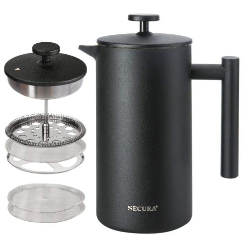 Secura Cafetière French Press Coffee Maker