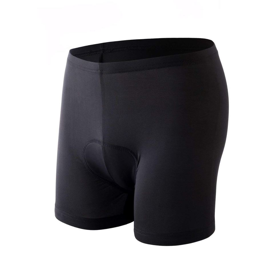 Sportneer Cycling Shorts 3D Padded Bicycle Bike Shorts Underwear Outer Side