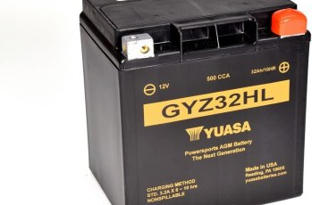 Yuasa YUAM732HL Harley Davidson Battery