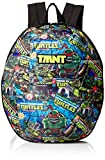 Nickelodeon Boys' Tmnt Comic Book Time 3d Shell 16' Backpack