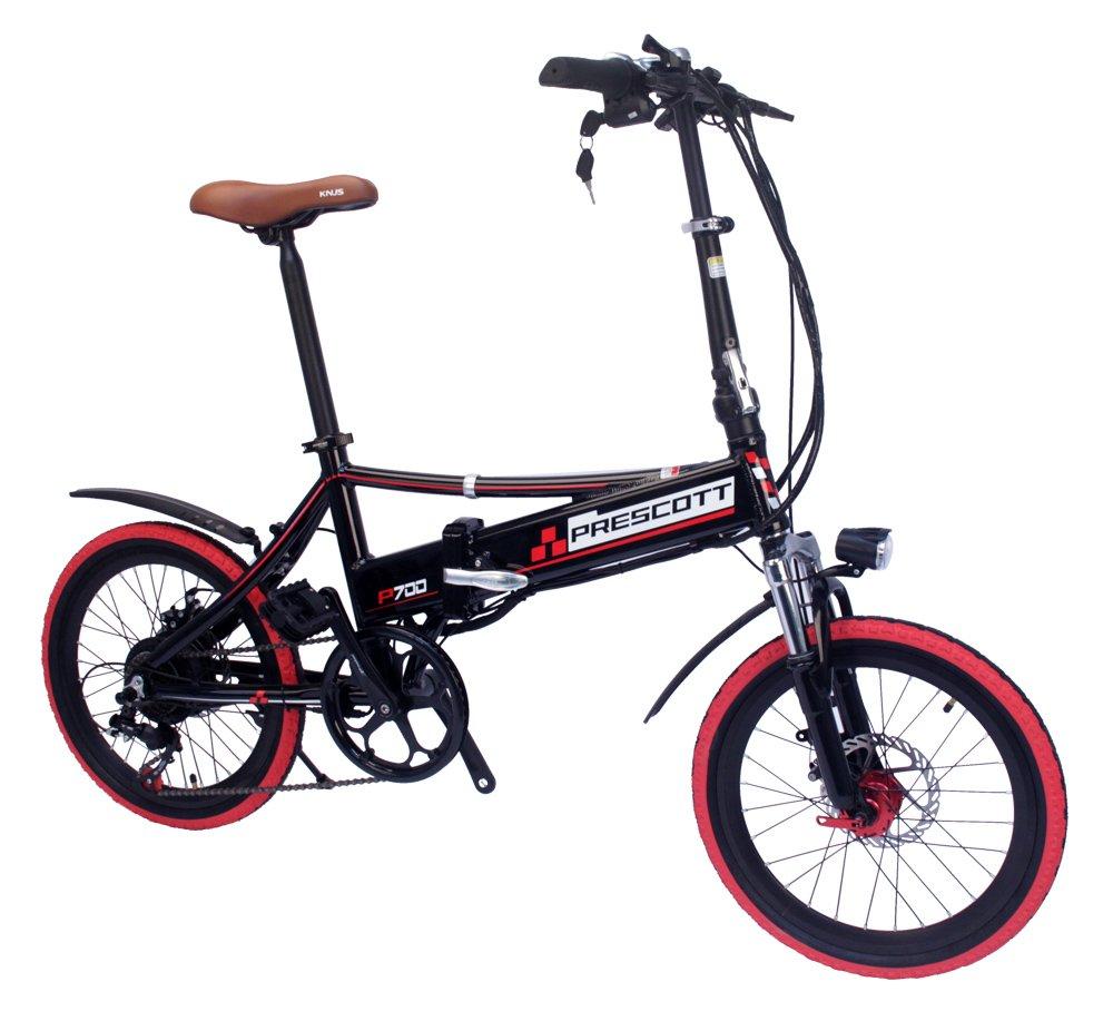 vélo-electrique-pliant-pliable pas cher