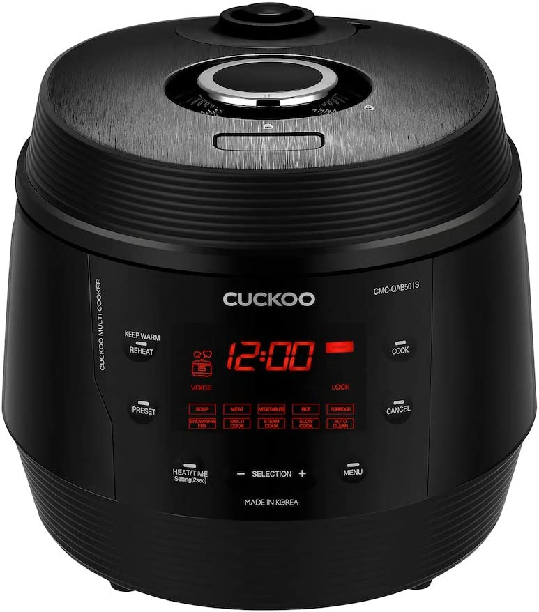 Cuckoo clock Rice cooker
