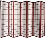 Product review for 7 Panel Room Divider - Cherry