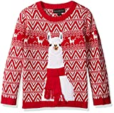 Product review for Blizzard Bay Boys' Llama Xmas Sweater