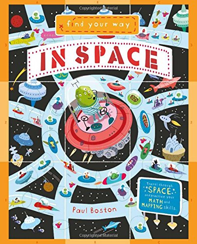 [MWvmJ.Book] Find Your Way In Space: Travel through space and practice your Math and Mapping skills by QEB Publishing E.P.U.B