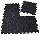 RevTime Interlocking Rubber Floor Mats 20