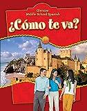 ¿Cómo te va? Intro Nivel rojo, Student Edition (MIDDLE SCHOOL SPANISH INTRO) (Spanish Edition)