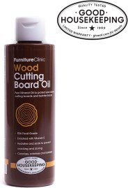 Furniture Clinic Mineral Oil for Cutting Boards