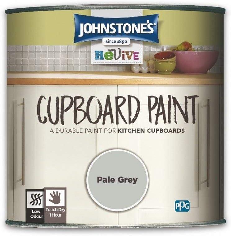 750ml Johnstones Revive Cupboard Paint Antique Cream Amazon Co Uk Diy Tools