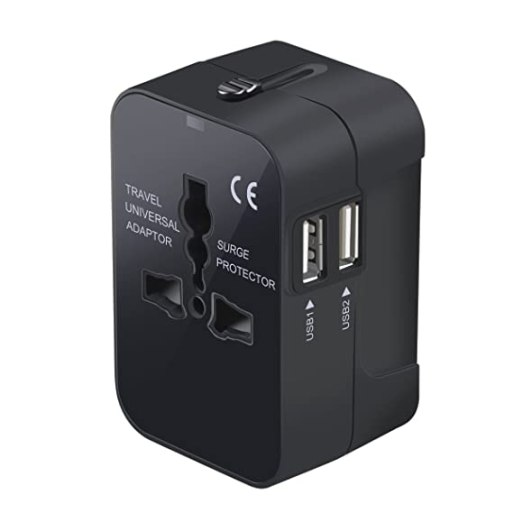 travel power adaptor