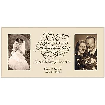 50th anniversary photo frames | Framess.co