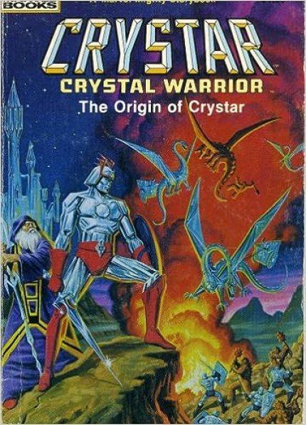Image result for crystar crystal warrior