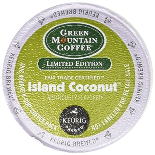 18ct K-Cup Coconut Coffee