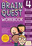 Brain Quest Workbook: Grade 4 (Brain Quest Workbooks)