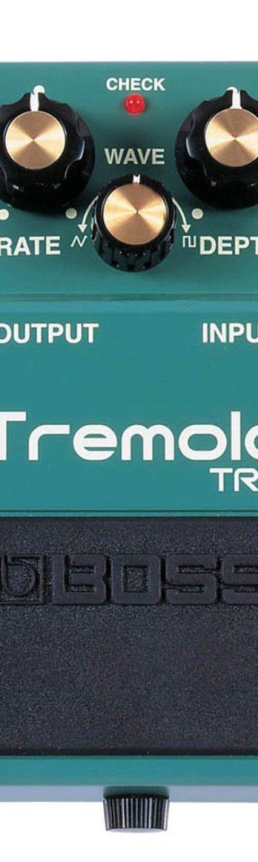BOSS AUDIO TR2 Tremolo Pedal