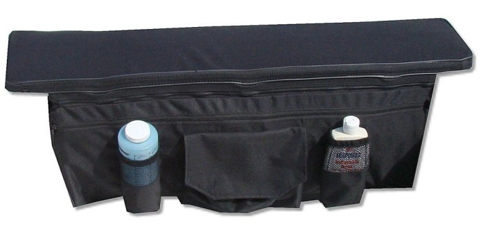 Amazon.com :Dinghy Bench Cushion & Bag We selected this combo cushion, organizer and detachable bag for our Achilles 310 dinghy's seat.  It fits great!