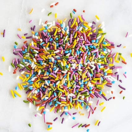 ColorKitchen Rainbow Sprinkles from Nature, 1.25 oz