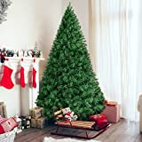 Best Choice Products 6ft Premium Hinged Artificial Christmas Pine Tree w/ Easy Assembly, Solid Metal Legs, 1000 Tips - Green