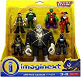 Fisher Price Imaginext DC Comics Justice League Action Figure 7-Pack