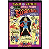 Vintage Supergirl 2019 Calendar: Classic DC Comics Covers