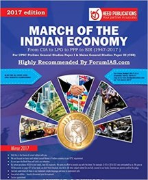 March of the Indian Economy-I C Dingra