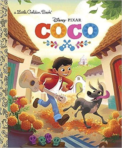 Coco Little Golden Book (Disney/Pixar Coco)