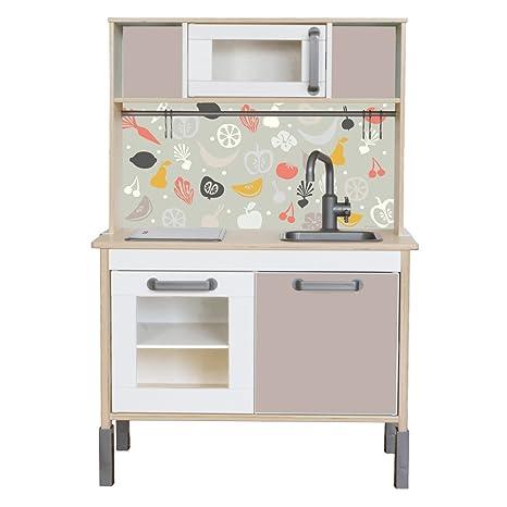 Oracal Adatto Per Il Tuo Ikea Bambini Cucina Duktig Colore