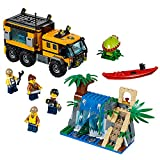 LEGO City Jungle Explorers Jungle Mobile Lab 60160 Building Kit (426 Piece)
