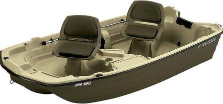 Sun Dolphin Pro 102 Fishing Boat