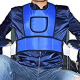 Chenhon Criss Cross Chest Vest Restraint for Use with Bed or Chair (Size:M) ...