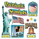 TREND enterprises, Inc. T-8066 Patriotic Symbols Bulletin Board Set