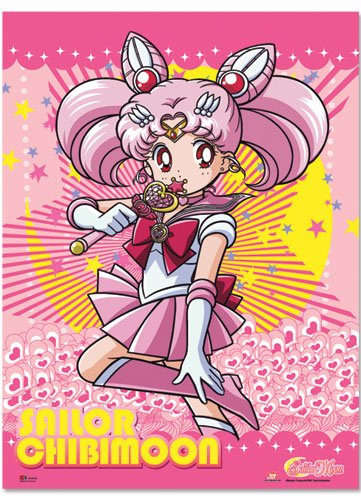 Image result for sailor chibi moon]