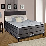 """Product review for Continental Sleep Fifth Ave Collection, Fully Assembled  Mattress Set With 13"""" Soft Euro Top Orthopedic Twin xl Mattress and 5"""" Split Box Spring"""