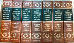 Image result for gibbon decline and fall bury